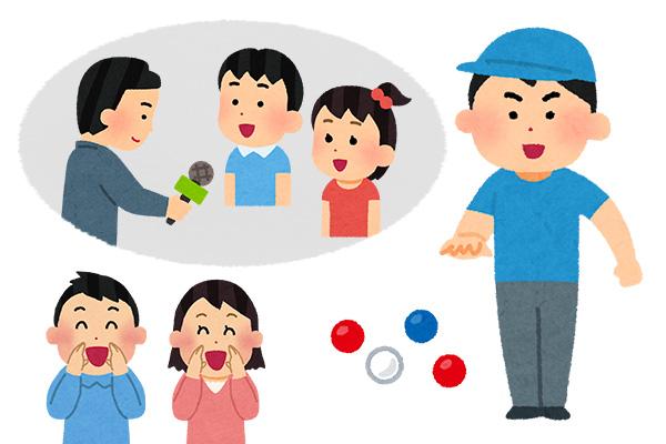 児童の意識変化調査結果